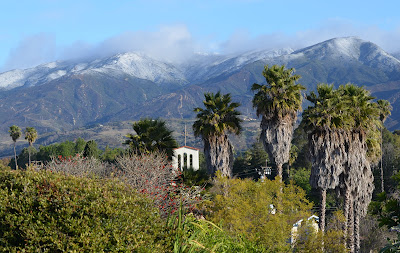 A Beautiful Morning in Santa Barbara!