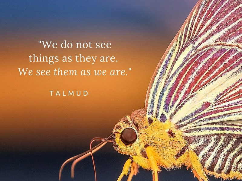 Our Reality Is Created by Our View of It