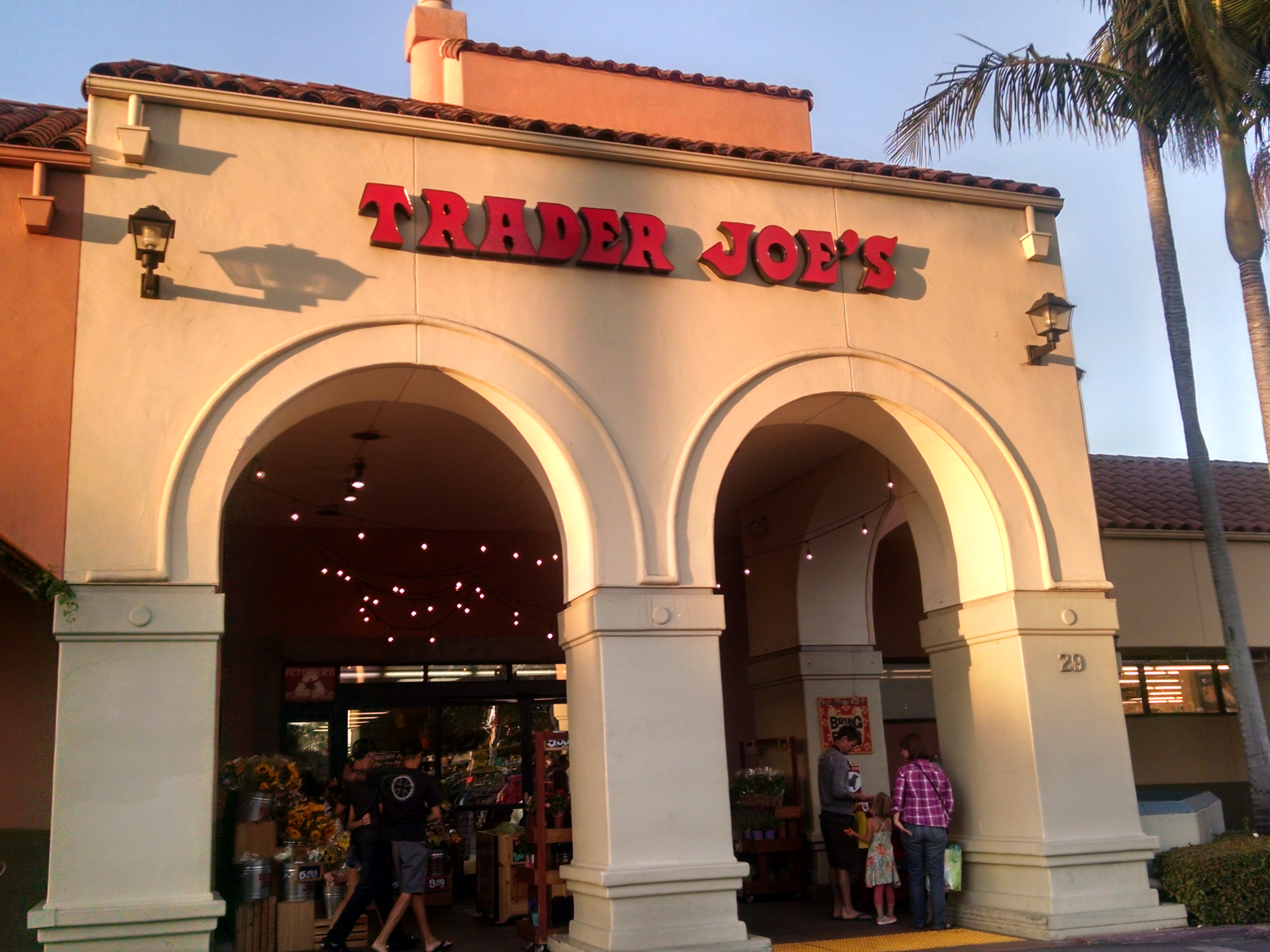 Random Act of Kindness at Trader Joe's
